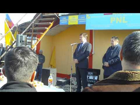 Matca - Discurs Crin Antonescu sediul PNL
