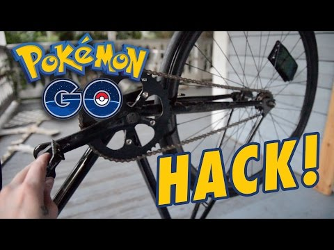 Pokémon GO HACK! | Hatch Eggs Without Walking