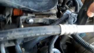 Como Cambiar Termostato A 01 Chevy Silverado