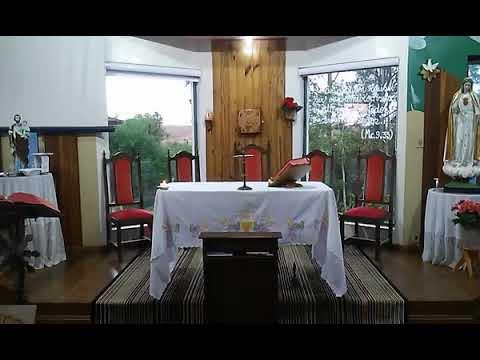 Santa Missa | 20.09.2021 | Segunda-feira | Padre Fernando | ANSPAZ