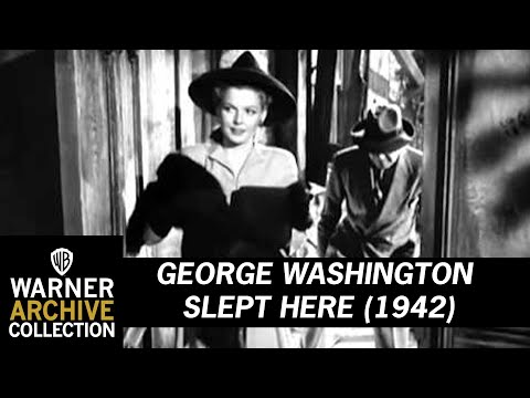 George Washington Slept Here (Preview Clip)