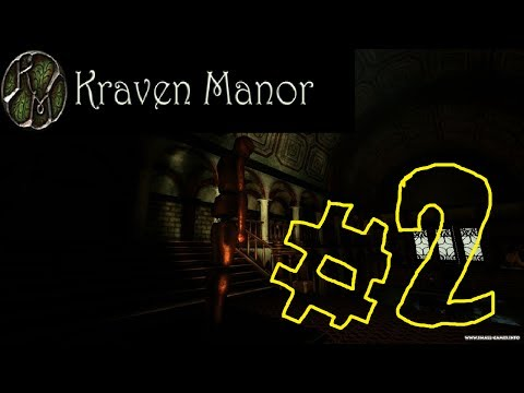 Kraven Manor #2 (final) I HATE CODES!!!