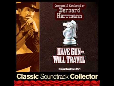 Travel - Have Gun Will Travel (Original Soundtrack) [1957]