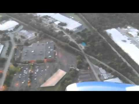 Southwest Airlines Flight 345 in Crash (FULL)