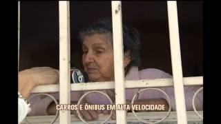Moradores denunciam tr�fego de ve�culos em alta velocidade  em rua do Dom Bosco