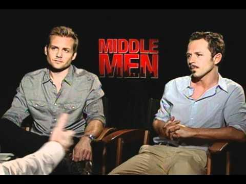 Middle Men - Exclusive: Gabriel Macht and Giovanni Ribisi Interview