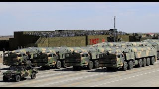 China's New Ballistic Missile Marks New Chapter in Global Nuclear Deterrence