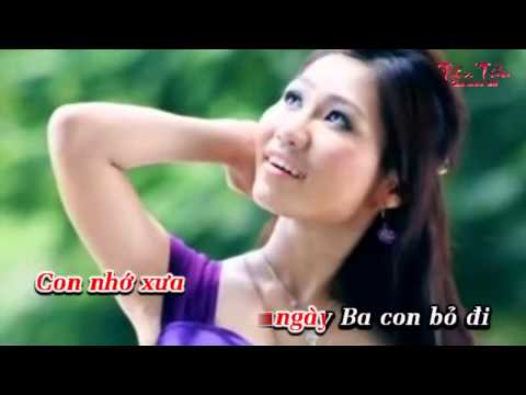 MA OI VY THUY VAN karaoke full beat 720p