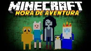 Minecraft 1.6.4 Hora De Aventura Mod