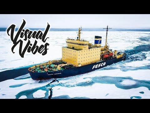 Кога ќе однесеш уметник на Арктикот да ти сними видео…