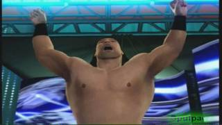 THE GREAT KHALI + SIGNATURE/FINISHER!SVR2011