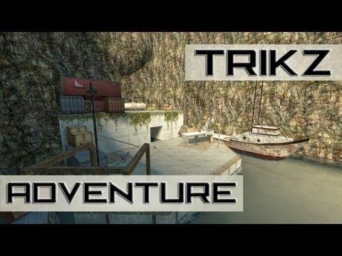 CSS Trikz Adventure