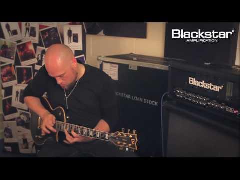 Blackstar HT-DistX Valve Driven High Gain Distortion Pedal