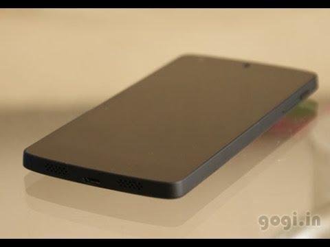 Google Nexus 5 review - with Kitkat 4.4.2 + Gaming review
