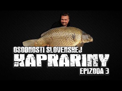 Osobnosti Slovenskej kaprariny Epizoda 3: Martin K