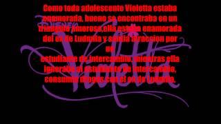 La Verdadera Historia De Violetta (creepypasta)