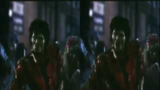 Michael Jackson-Thriller 3D HD