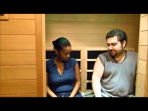 Clearlight Infrared Sauna Review | The Martins Having Fun Talking About Using Their Clearlight Sauna