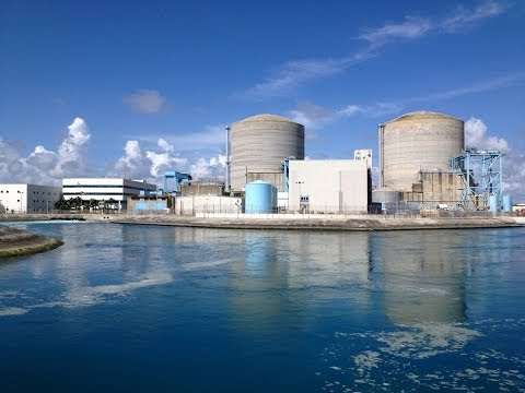 Climate Change Threatens Costal Power Plants With Flooding