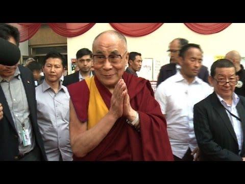 Obama recibe al Dalai Lama a pesar de China