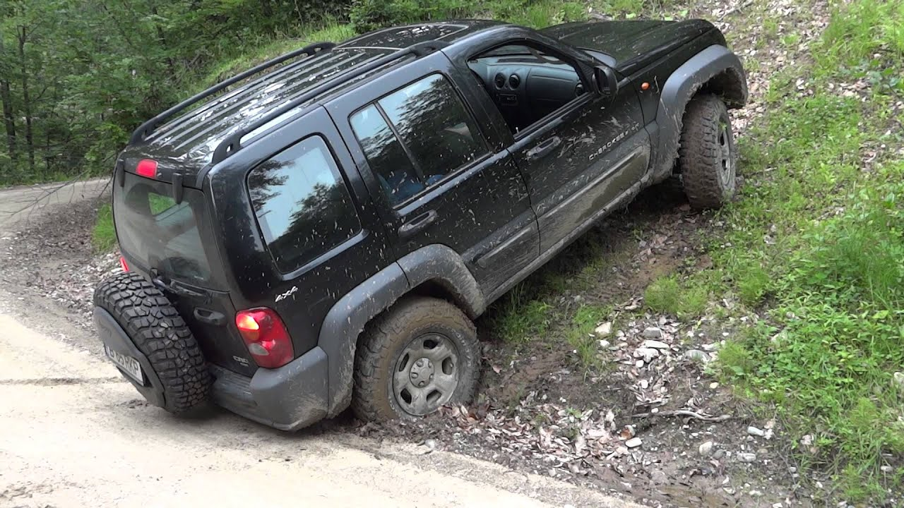 jeep liberty kj off road in may 2012 youtube. Black Bedroom Furniture Sets. Home Design Ideas