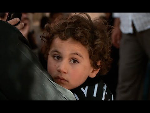 Jordan: Syrian Refugees Waiting for the Pope