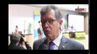 Deputado Laércio Oliveira (Solidariedade-SE) participa de Seminário Internacional de Educação