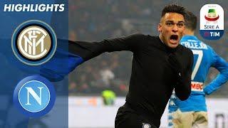 Inter 1-0 Napoli | Martínez Sinks 10 Man Napoli With A Last Gasp Goal | Serie A