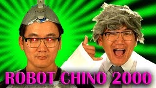 ROBOT CHINO 2000 - Racist Commercial