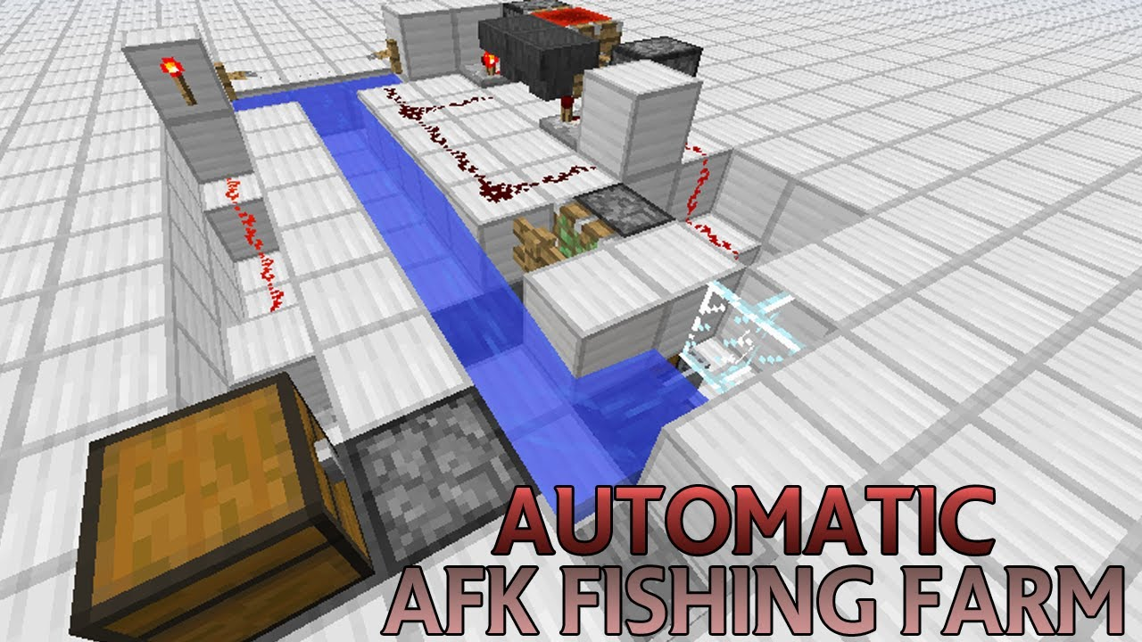 afk fishing machine