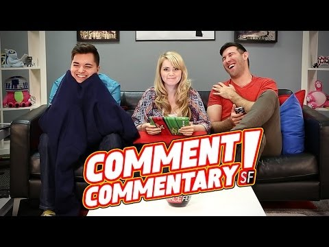 Elliott Gets High! It's Comment Commentary 107!