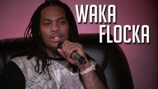 Waka Flocka Talks Gucci Mane Twitter Rant, Speaks On Nicki Minaj & New Music