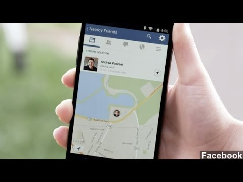 Facebook To Share Nearby Friends Data With Advertisers
