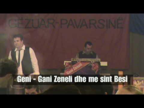 3 - Geni - Gani Zeneli dhe me Sint Besi ne Leer per 2 vjetorin e Pavaresise se Kosoves 2010