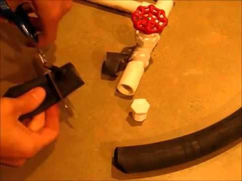 Tự chế tên lửa nước từ ống nhựa và chai nước cũ - TrangCongNghe.org