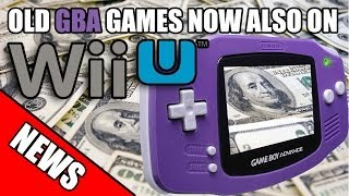 GBA Games next week on Wii U