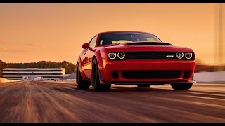Getting Insurance For The 840-hp Dodge Demon -- AFTER/DRIVE. Drive Youtube Channel.