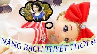 Búp bê Chibi baby doll - Công chúa Bạch Tuyết thời @ - B165S Nữ hoàng băng giá