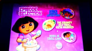 Dora The Explorer- Dora's Easter Adventure