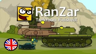 Tanktoon #17 - Finished!