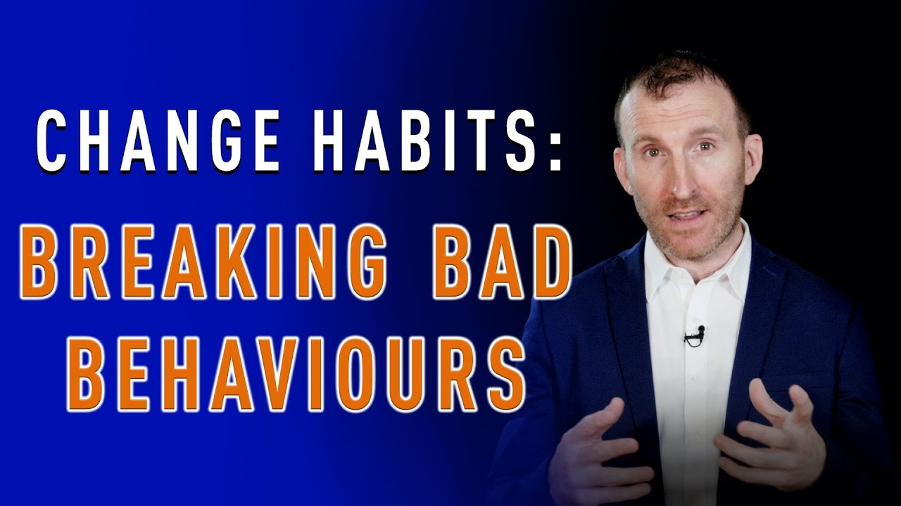 how to change habits psychology