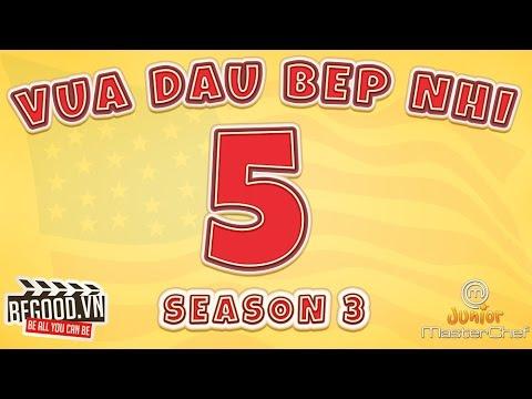 [Full màn hình] Vua Đầu Bếp Nhí Mỹ Mùa 3 Tập 5 - Masterchef Junior US Season 3 Episode 5 VietSub
