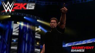 WWE 2K15 : Kevin Nash Hidden Attire