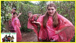 Lost In The Worlds Largest Maze / That YouTub3 Family