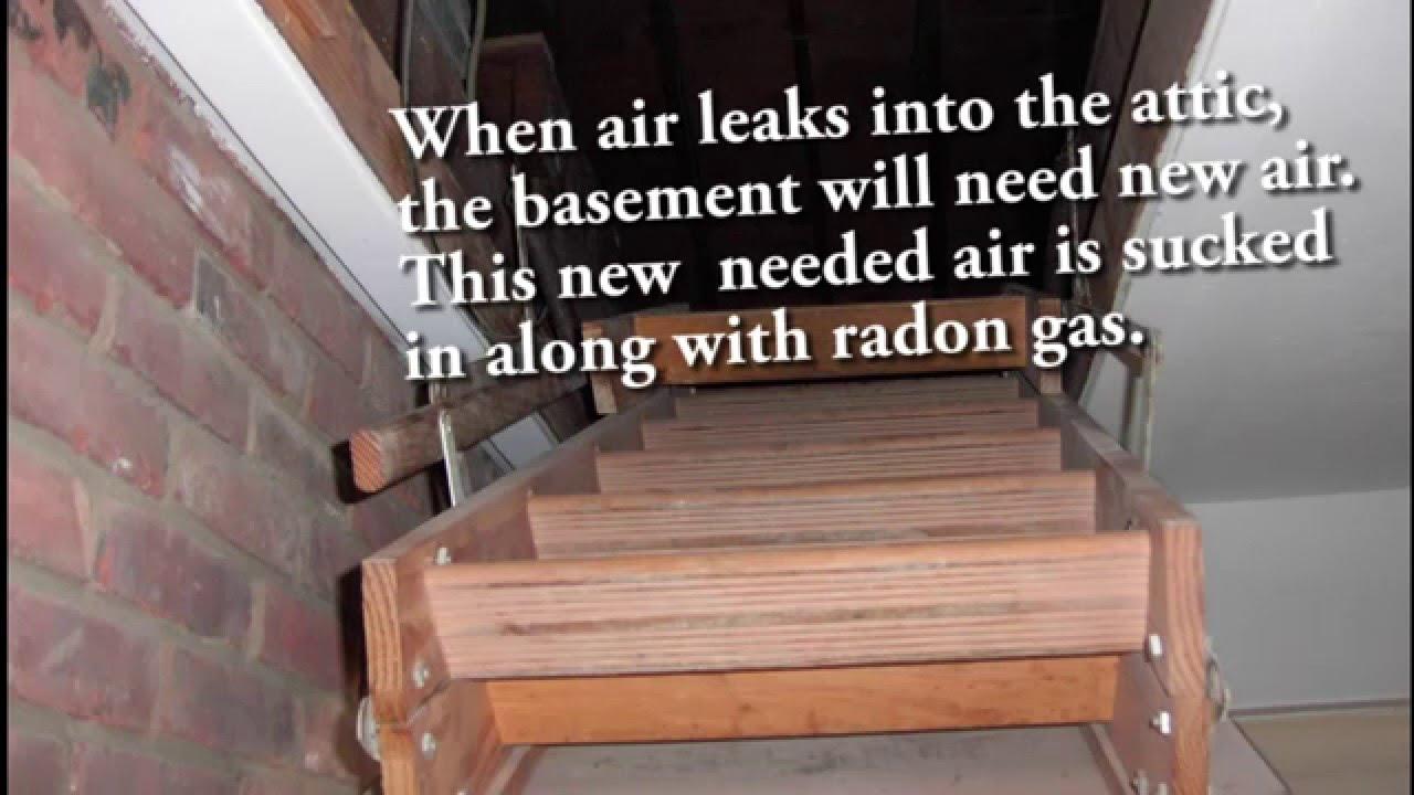 free easy way to lower radon gas youtube