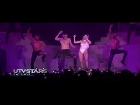 Lady Gaga - Bad Romance Live in India
