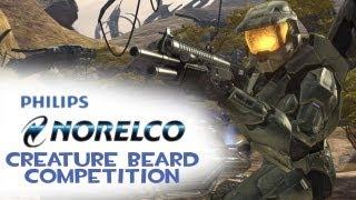 "Creature Beard Competition #1 ""Halo 3"" (Philips Norelco)"