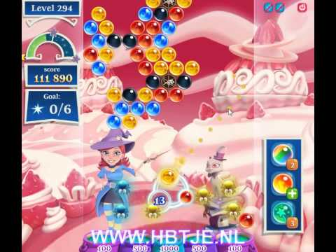 Bubble Witch Saga 2 level 294