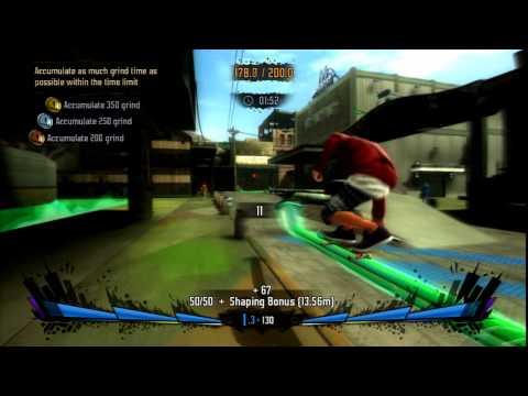 Shaun White Skateboarding - Gameplay