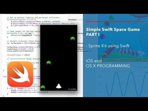 Apple Swift Tutorial: Simple iOS Swift GAME Part 1